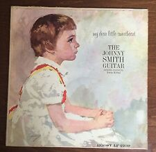 "THE JOHNNY SMITH GUITAR ""MY DEAR LITTLE SWEETHEART"" RARE WHITE LABEL~ PROMO"