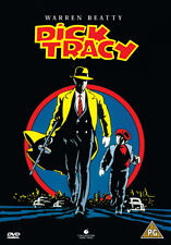 DICK TRACY  - DVD - REGION 2 UK