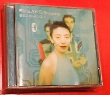 SUPERB CD ALBUM SNEAKER PIMPS BECOMING X SPIN SPIN SUGAR 6 UNDERGROUND NO PLACE