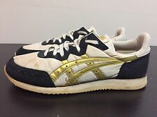Vintage 70/80's Asics Tiger Runners Shoes Sz 10.5 Women/ 8.5 Men