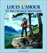 Louis L'Amour TO THE FAR BLUE MOUNTAINS Unabridged 8 CDs 9.5 Hrs *NEW* FAST SHIP