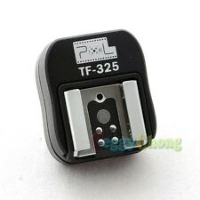 Pixel TF-325 Sony TTL Flash Hot Shoe Converter to PC Sync Socket Convert Adapter