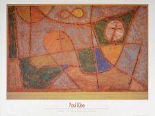 Paul Klee Die Beiden Poster Kunstdruck Bild 50x70cm