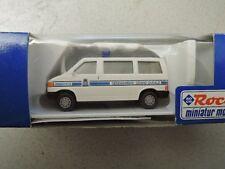 Roco 2490 VW T4 Gendarmerie Polizei in OVP aus Polizei-Sammlung (*4)