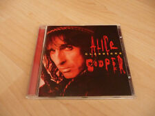 CD Alice Cooper - Classicks - 1995 incl. Poison + Feed my Frankenstein