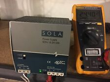Sola SDN 10-24-100 Power Supply Module 24VDC
