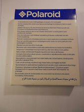Polaroid 600 Instant Film 12/2000  09933044441