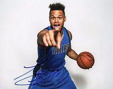 Justin Anderson Dallas Mavericks Autographed Signed 8x10 Photo with LOM COA ja3
