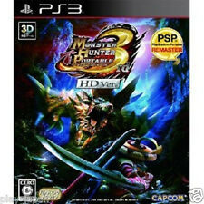 Used PS3 Monster Hunter Portable 3rd HD Ver.