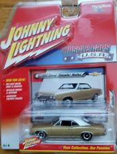 2016 Johnny Lightning 1967 Chevy Chevelle Malibu Muscle Cars USA series #4 NEW