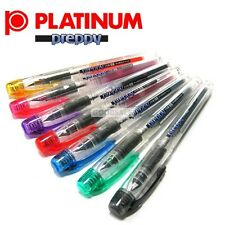 Platinum Preppy Fountain Pen Fine 0.3mm 7 Colors (Choose any 3 colors)