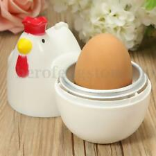 Chicken Microwave Egg Cooker Poacher Boiler Boil Boiled Steamer Kitchen Tool