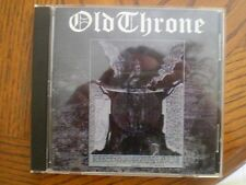 Old Throne - Lucifer(2012, CD)WATAIN DARKNESS FOREST OF DOOM NUCLEAR FROST VENOM
