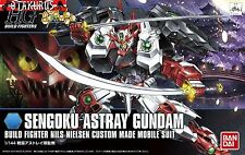 Sengoku Astray Gundam HGBF Build Fighters Scale 1/144 Model Figure Bandai Japan
