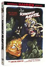 Hammer Edition DAS SCHWARZE REPTIL The Reptyle HARTBOX LIMITED Edition DVD Neu A