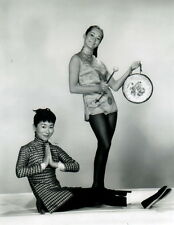 Nancy Kwan Leggy Miyoshi Umecki Flower Drum Song 8x10 photo P2887