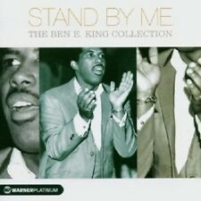 BEN E. KING - STAND BY ME/PLATINUM COLLECTION CD NEU