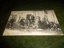 CP LES BOUILLEURS DE CRUS DANS LA GIRONDE N 1057  RARE