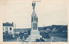 BINIC 1362 monument aux morts pour la patrie éd mancel