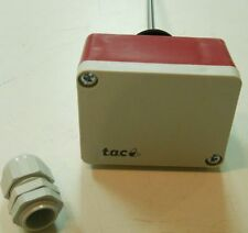 T.A.C STP600 Duct Temperature Sensor NTC HAVC Heating System Electro Controls