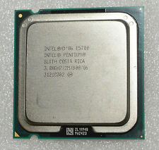 Intel Pentium E5700 - 3 GHz Dual-Core  3 GHZ /  2M/ 800  CPU ONLY
