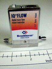 Bronkhorst IQ+Flow Digital Mass Flow Controller 1 SLPM Hydrogen, Model IQF200C