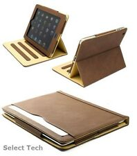 S-Tech APPLE iPad Smart Case Cover Soft Leather Wallet Sleep Wake Folio Stand