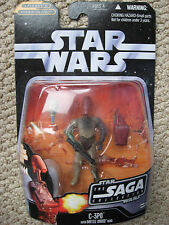 StarWars C-3PO with Battle Droid Head (The Saga Collection)(#017)