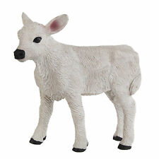 Brown Swiss Calf Safari Farm Figure Safari Ltd Toys Educational Farm Animals