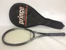 Prince CTS Mid Plus Tennis Racket With Carting Bag Great Condition