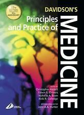 Davidson's Principles and Practice of Medicine: with STUDENT CONSULT Access (MRC