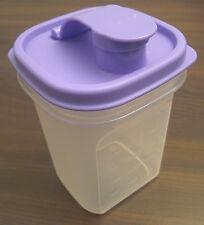Tupperware Mess & Go 350 ml Lila Violett / Klar  Neu OVP