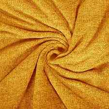DOZZZ Decorative Throw Couch LIGHT WEIGHT Chenille Throw Blanket Gold Throws