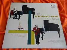 Ultra Rare DG Jazz LP: The Napoleon Brothers ~ Rare Musical Vintage ~Herald 0106
