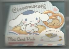 Sanrio Cinnamoroll Mini Card Pack Die Cut