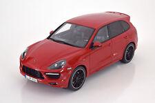 GT Spirit Porsche Cayenne GTS Red 1/18