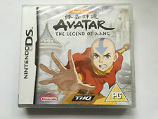 Avatar: The Legend of Aang For Nintendo DS & 2DS (New & Sealed)