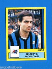 CALCIATORI PANINI 1988-89 Figurina-Sticker n. 271 - INCOCCIATI - PISA -New