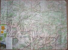 IGN Map of St-Gaudens,France & Andorre -1:100000(1cm = 1km)