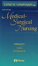Clinical Companion to Medical Surgical Nursing (3rd Edition)