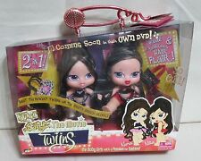 TWIINS Twins Nora Nita THE MOVIE - Hair Flair - NEW Doll Bratz Babyz Baby