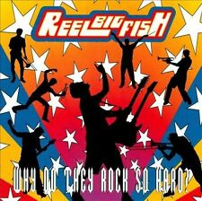 Why Do They Rock So Hard? by Reel Big Fish *New CD*
