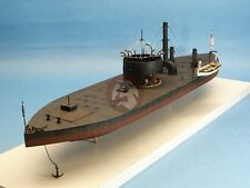 "Cottage Industry 1/96 U.S.S. Monitor Union Ironclad ""Cheesebox On A Raft"" 96008"