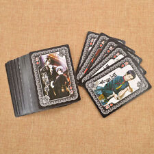 54pcs Black Butler Kuroshitsuji Cosplay Poker Cards Playing Cards With Box