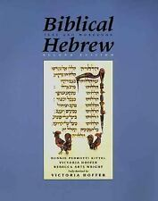 Yale Language: Biblical Hebrew : Text and Workbook by Rebecca Abts Wright,...