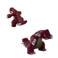 Cute ! Pokemon Groudon Takara Tomy Authentic Figure