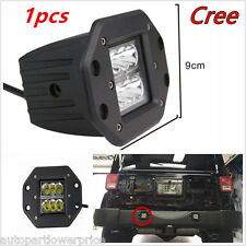 "1p 5""18w Cree 6LED Light For Offroad 4WD SUV Working Light Beam Driving Fog Lamp"