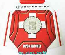 Takara Transformers Masterpiece MP-30 Ratchet Nissan Cherry Vanette Coin Only UK