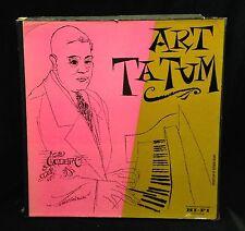 Art Tatum-The Genius Of-Clef-5LP BOX DSM