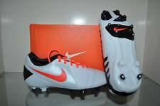 Nike CTR360 Libretto III FG 525170 180 Mens Soccer Cleats White/Orange/Black NIB